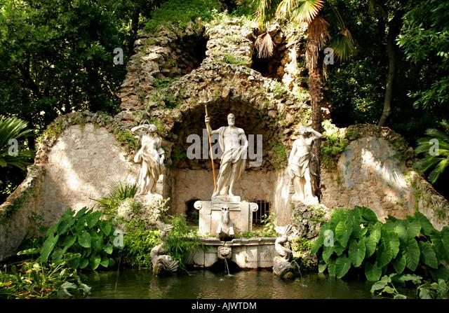 Trsteno arboretum wedding
