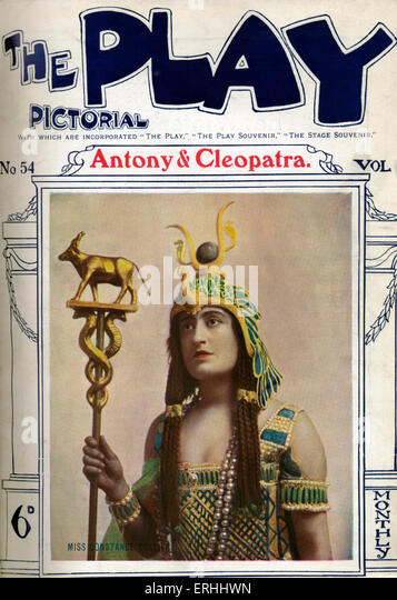the themes of constant change and instability in shakespeares antony and cleopatra In antony and cleopatra, the chain of events is made to seem more predetermined than in most of shakespeare's is a tricky theme in antony and cleopatra.