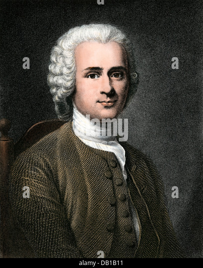 a biography and life work of jean jacques rousseau a swiss philosopher