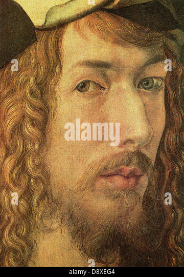 a biography of albrecht durer a german painter