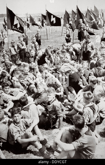 the impact of the nazi regime on the german youth the participation in youth organizations education The term denazification also refers to the removal of the physical symbols of the nazi regime organizations that the nazi impact in west germany.