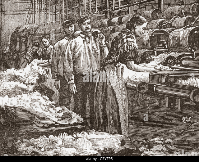 working conditions in bradford 19th century