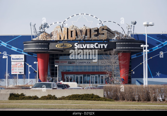 Silver city movie theatre london canada