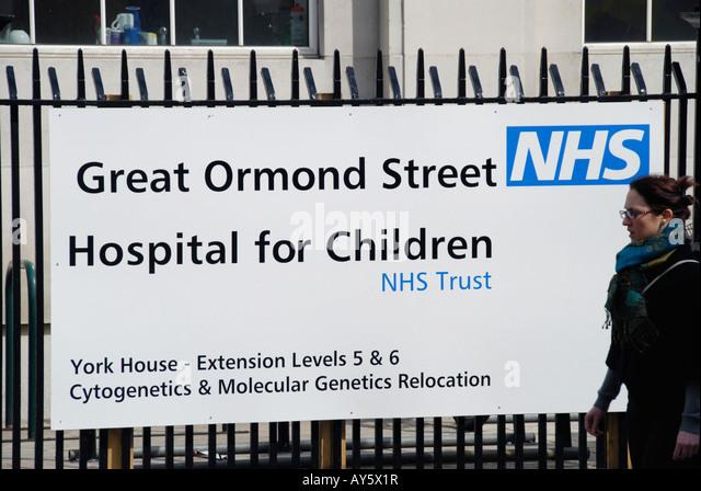 great ormond street hospital essay