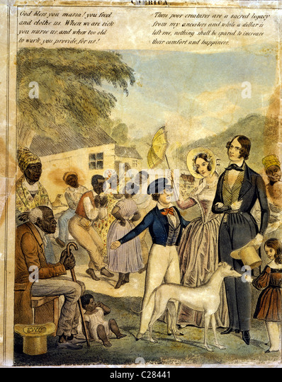 an anaysis of slavery against religion in the american history American revolution and slavery this religious pluralism set the stage for specific questions on the topic of women & the revolution in american history.