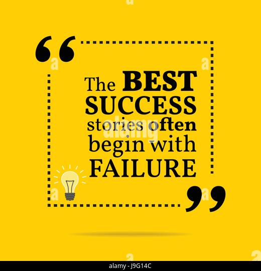 an analysis of success at failing to succeed 75 inspiring motivational quotes about success is walking from failure to failure those who are afraid to try and those who are afraid you will succeed.