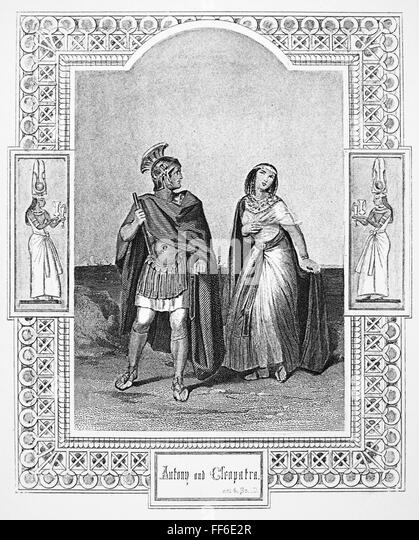 an analysis of act scene 3 in the play antony and cleopatra by william shakespeare