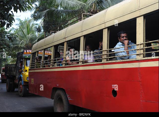 Tourist Bus in Kerala wwwTaxiCarKeralacom 919400432000