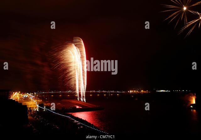 Wexford opera festival opening fireworks 2013