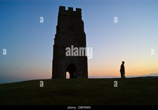 a-lone-figure-by-st-michaels-church-towe