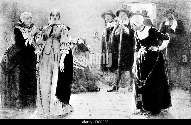 the unheard voices of women during the witch hysteria in salem massachusetts