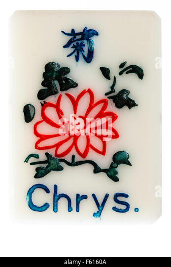 http://c7.alamy.com/zooms/772759ceeaa94fd083b510613b27c738/mahjong-chinese-gambling-game-part-of-the-four-flower-bonus-set-chrysanthemum-f6160a.jpg