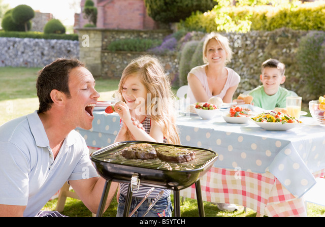 Family barbecues