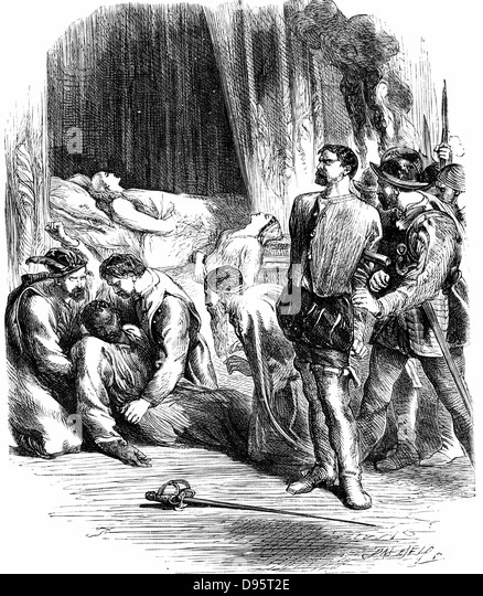 the issue of war and soldiery in shakespeares othello Iago, the vilest character in all of shakespeare's characters, uses racism in the opening scene of the play as a spark to inflame desdemona's father, senator brabantio, against othelloafter iago and roderigo raise a clamor outside brabantio's house late one evening, the senator awakens and comes to a window.