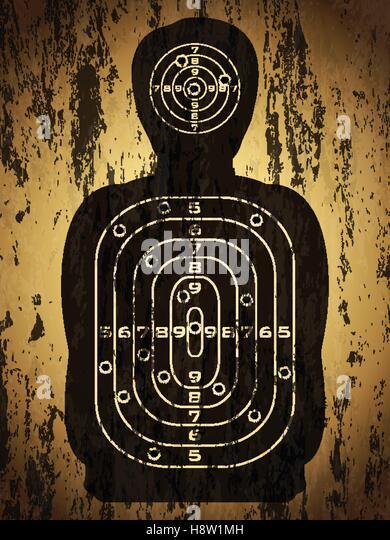 Charming bullet hole vector photographs