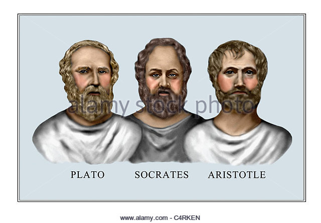comparing and contrasting the philosophers aristotle and plato Tom richey provides students with an introduction to greek philosophy, contrasting plato's idealism with aristotle's realism and comparing the basic premise of plato's republic with aristotle's politics.