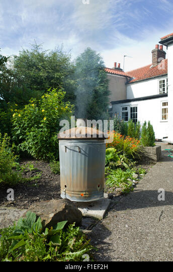 burning-garden-rubbish-in-an-incinerator