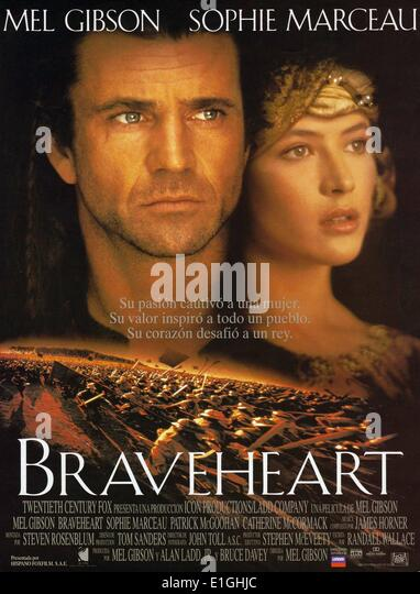 a review of braveheart the 1995 epic war film Movie review braveheart every man the scottish and war broke is nothing subtle about it but like demille before him he knew how to tell an epic story.