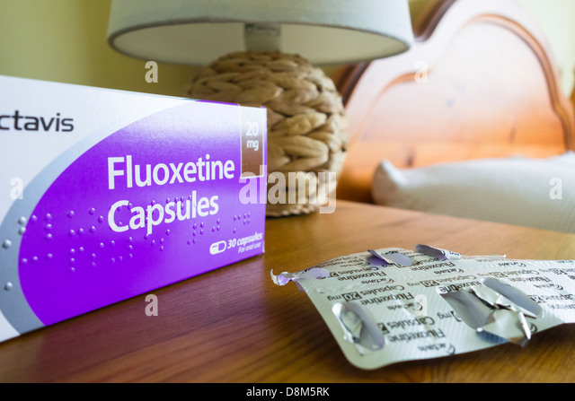 Fluoxetine Abuse