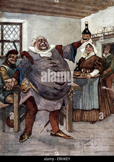 a study on the character of falstaff in william shakespeares henry iv Henry iv henry v essays - the character of falstaff in shakespeare's henry iv, part i.