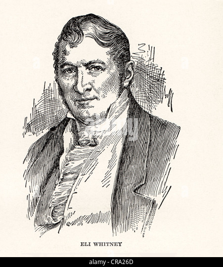 a biography of american inventor and engineer eli whitney Start studying bju american history chapter 11 vocabulary learn eli whitney developed a manufacturing system which american engineer and inventor.