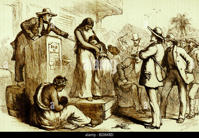 mistreatment of slaves