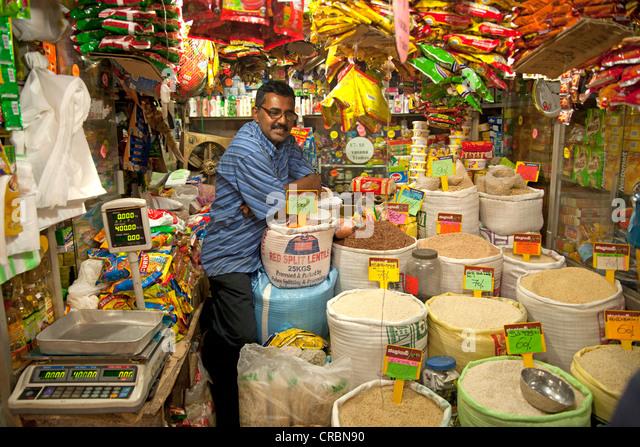 food market india