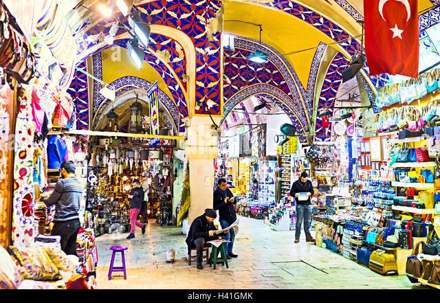 Grand bazaar istanbul entrance