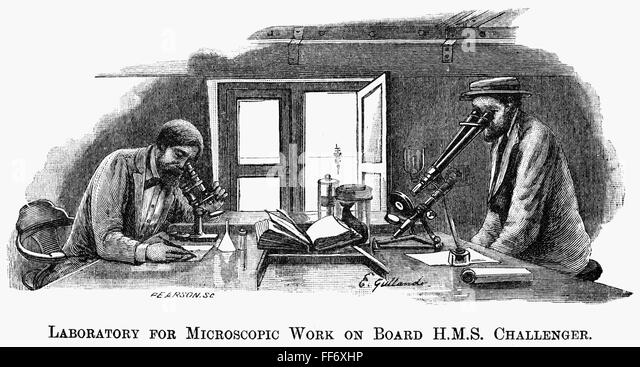hms challenger journal of a scientist