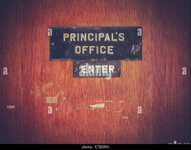 principals-office-door-at-a-public-schoo
