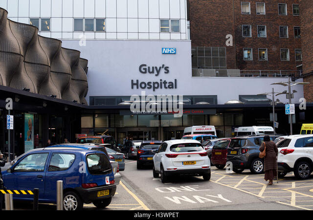 Guys and st thomas hospital