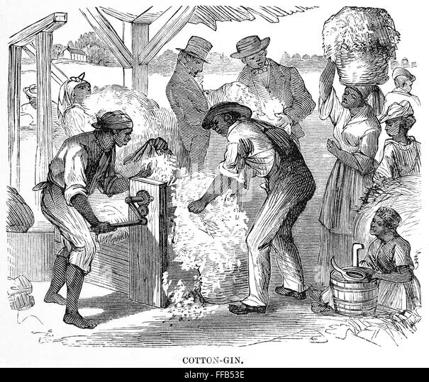the creation of cotton gin that increased the demand for slavery during civil war The most significant of these was the growth of slavery while it was true that the cotton gin reduced the labor of removing seeds, it did not reduce the need for slaves to grow and pick the cotton in fact, the opposite occurred cotton growing became so profitable for the planters that it greatly increased their demand for both land and slave labor in 1790 there were six slave states in 1860 there were 15.