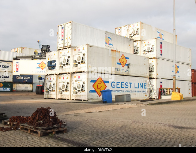 stacked-refrigerated-containers-at-a-con
