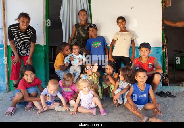 the integration of gypsy children into bulgarian schools