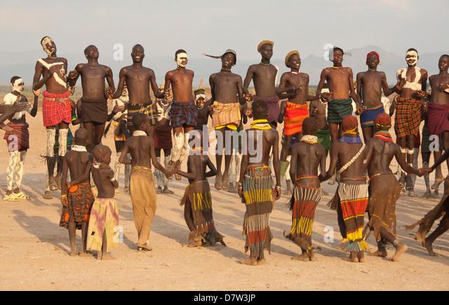 African Ceremonies Niger Senegal and Ethiopia  Pulse of