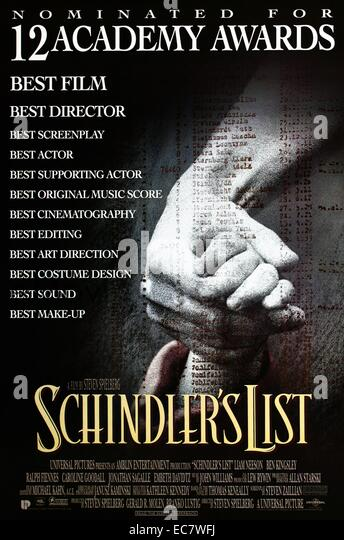 "an analysis of the film schindlers list What is the significance of ""the girl in red"" in schindler's list up vote 18 down vote favorite 3 the girl in red is a character talked about as much as the."