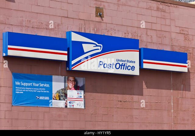 the united states postal service a