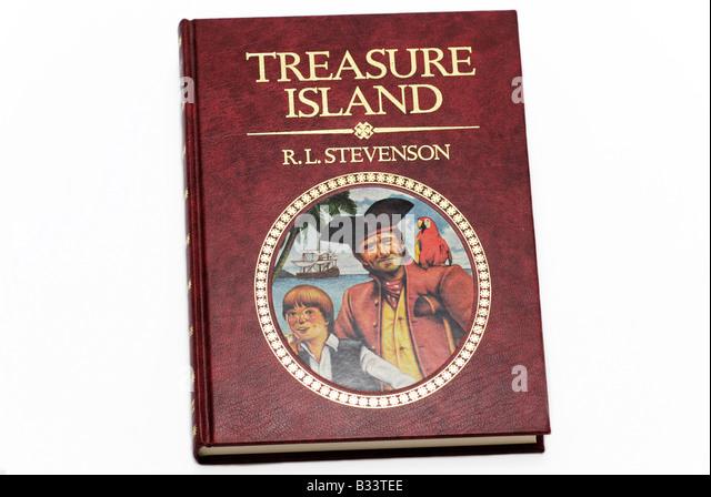 What is the summary of Robert Louis Stevenson's Treasure Island?