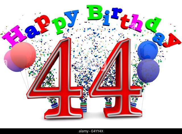 Поздравление мужчине 44 летием