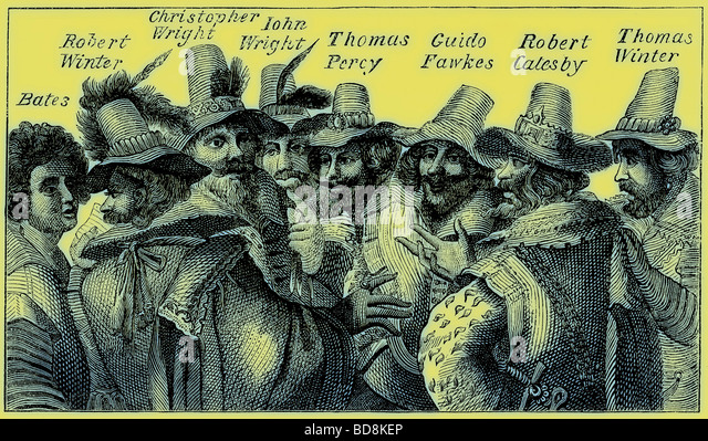gunpowder plot essays The history and uses of gunpowder access to over 100,000 complete essays due to this saying and others like it the catholics devised the gunpowder plot.