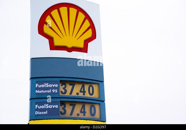 Gas Station Sign Amazoncom