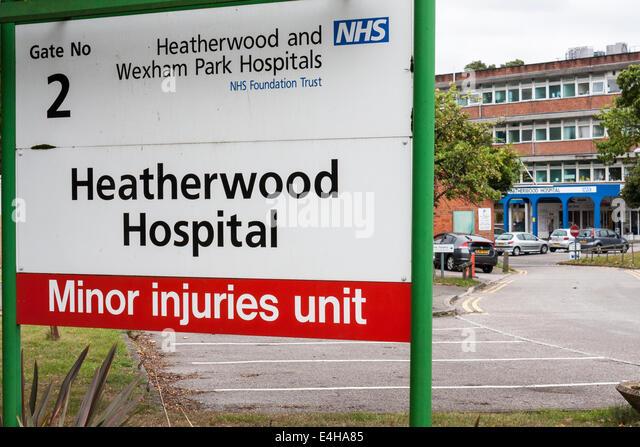 heatherwood-hospital-minor-injuries-unit