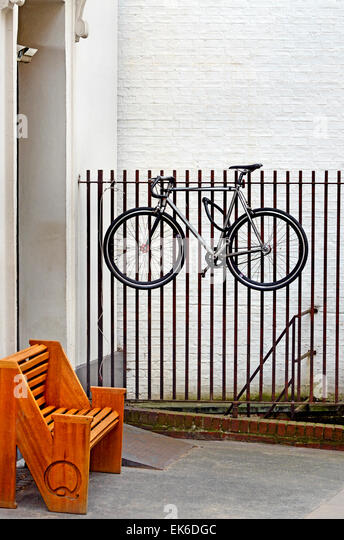 london-england-uk-bicycle-hanging-up-on-