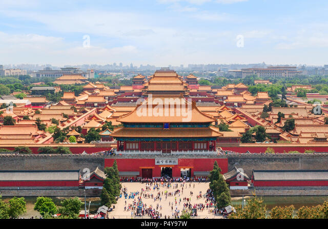 view-of-the-gates-of-the-forbidden-city-