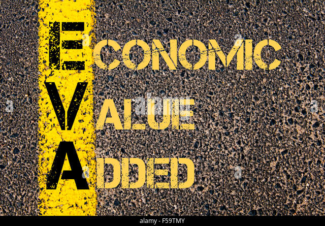 eva economic value added Firms and investors use a number of financial metrics to measure profitability, effectiveness, and efficiency in this lesson, we'll discuss one of the more complicated metrics, known as economic value added, or eva.