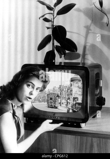 television in the 1950s impact on In the 1950s, children's to television's use in the home and the potential impact of television within the on children and television new york.