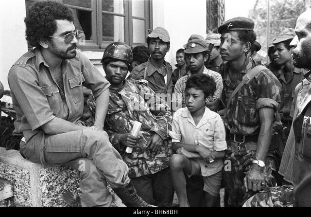 indonesian invasion in east timor in 1975