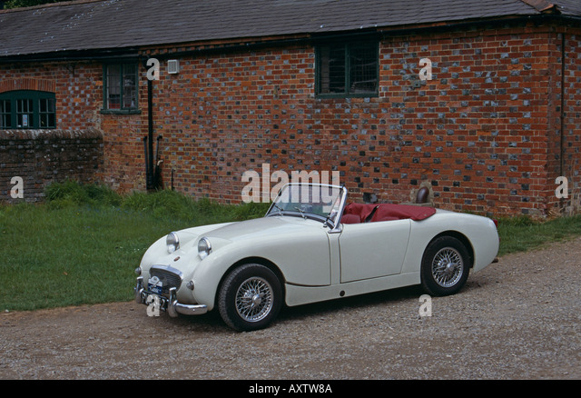 Austin Healey Sprite MK1 of 1959 - Stock Image