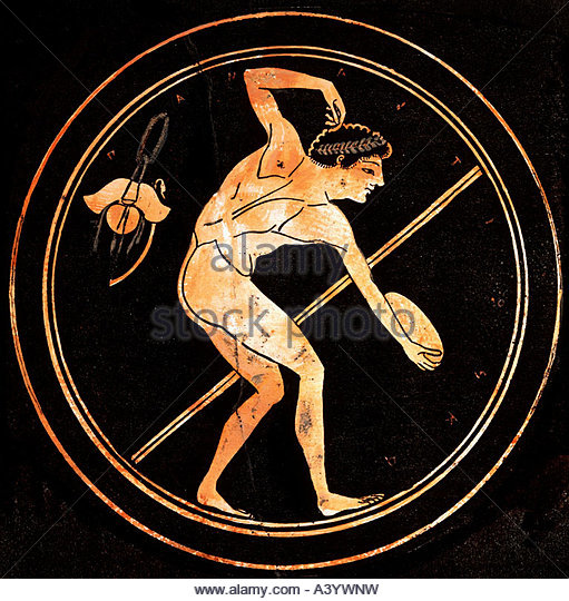 the inception of recordings in olympic sports in ancient greece
