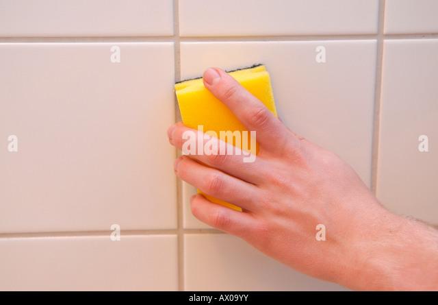 Fliesen reinigen putzen